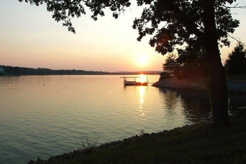 Twentytwo miles of scenic shoreline give Lake Carroll, IL the perfect natural backdrop for a lifetime of relaxation and play.