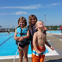Nothing keeps kids and grandkids fit, active and happy like fun in the sun at Lake Carroll, IL!